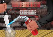 1000 Degree Heated Knife Game