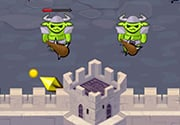 Castle Defense Html5 game