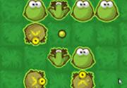Frog Rush HTML5 Game