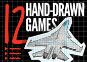 12 Hand-Drawn Games
