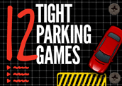 12 Tight Parking Games