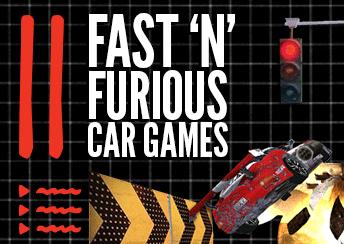 11 Fast 'N' Furious Games