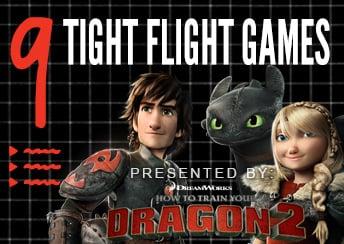 9 Tight Flight Games