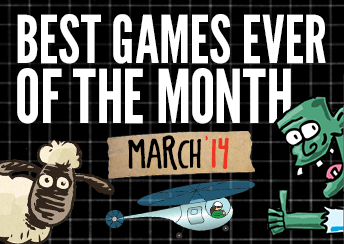 8 Best Games Ever of the Month (March 2014)