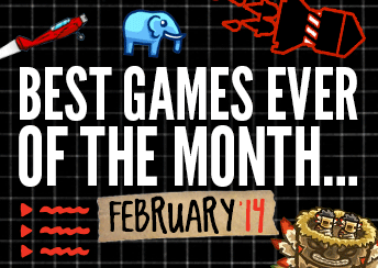 10 Best Games Ever of the Month - February