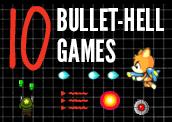 10 Bullet-Hell Games