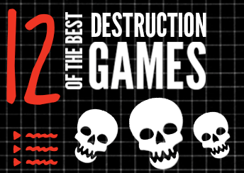 12 of the Best Destruction Games