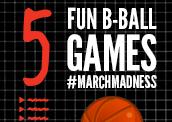 5 Fun B-Ball Games