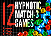 12 Hypnotic Match-3 Games