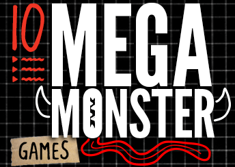 10 Mega Monster Games