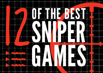 12 of the Best Sniper Games