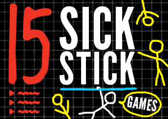15 Sick Stick Games
