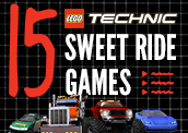 15 Sweet Ride Games