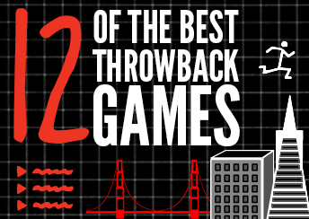 12 of the Best Throwback Games