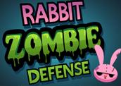 Rabbit Zombie Defense