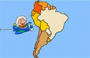Geography Game: South America