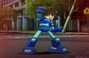 Megaman PX: Time Trial