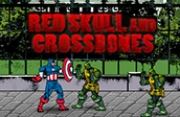 Red Skull and Crossbones