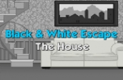 Black & White Escape: The House