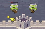 Castle Defense Html5 game