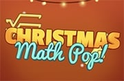 Christmas Math Pop