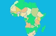 African Geography quiz game