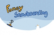 Fancy Snowboarding