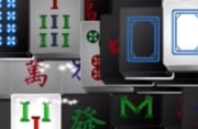 Black and White Mahjong 3