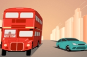 London Bus Parking