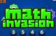 Math Invasion