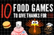 10 Food Games To Give Thanks For