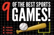 9 of the Best Sports Games