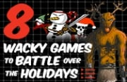 8 Wacky Games to Battle over the Holidays