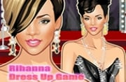 Rihanna Dress Up