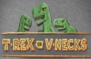 T-Rex In V-Necks
