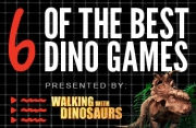 6 of the Best Dino Games