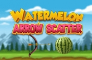 Watermelon Arrow Scatter