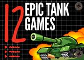 12 Epic Tank Games