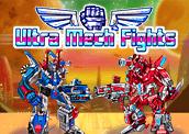 Ultra Mech Fights